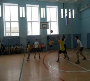 6б стритбол